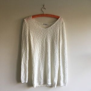 Cream Papaya Sweater